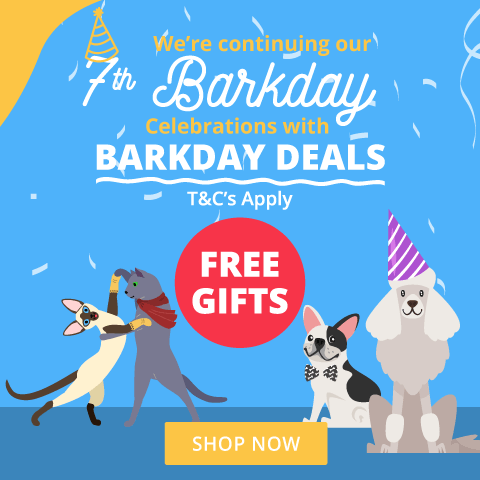 7th Barkday Deals