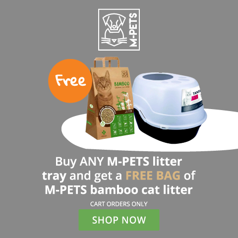 M-Pets Litter March Promo
