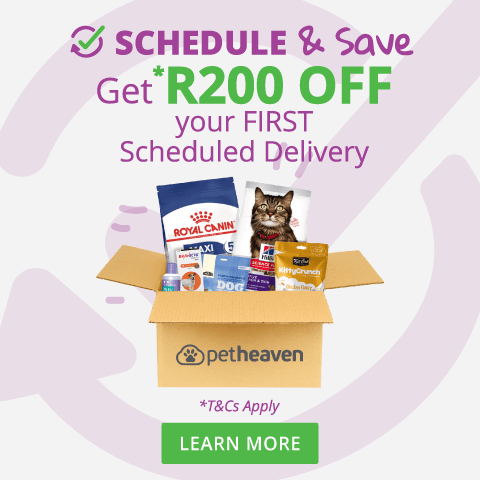 Pet Heaven - Schedule and save