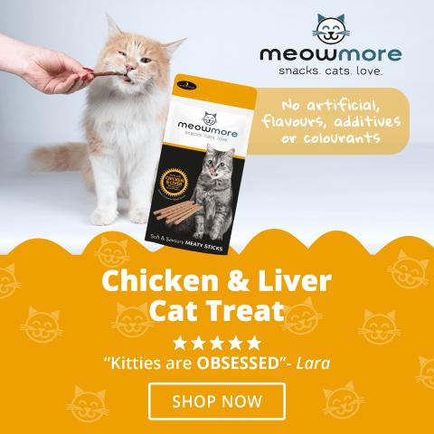 Meow More Cat Treats