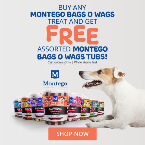 Montego Bags O Wags - March Promo