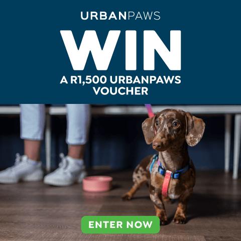 Urbanpaws Voucher Giveaway - Oct 2021