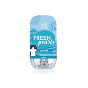 M-Pets Cat Litter Deodoriser Pearls - Ocean