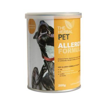 Herbal Pet Allergy Dog & Cat Formula