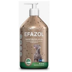 Efazol Dog Skin Supplement