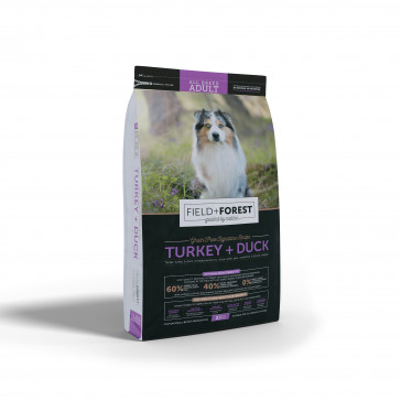 Field & Forest Turkey and Duck Adult Dog Food
