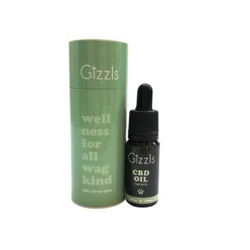 Gizzls Full-spectrum CBD Pet Oil - 1000mg
