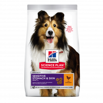 Hill's Science Plan Sensitive Stomach & Skin Adult Dog Food