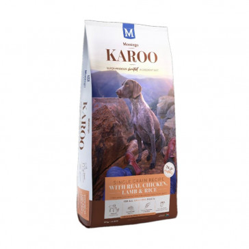 Montego Karoo All Breed Chicken and Lamb Adult Dog Food