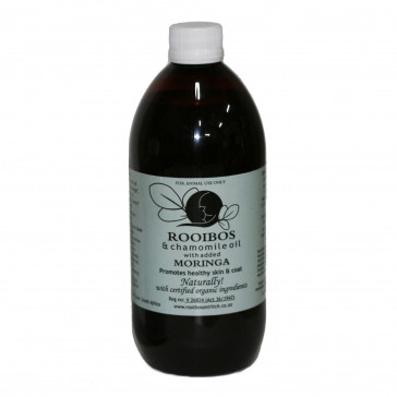 Rooibos & Chamomile Oil with added Moringa.1