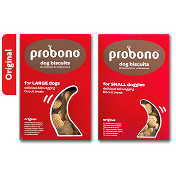 Probono Original Biscuit  Small Breed