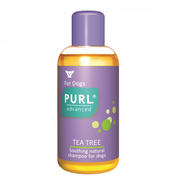 Purl Tea Tree Oil Insect Repellent Dog Shampoo