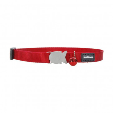 RedDingo Cat Collar-Red