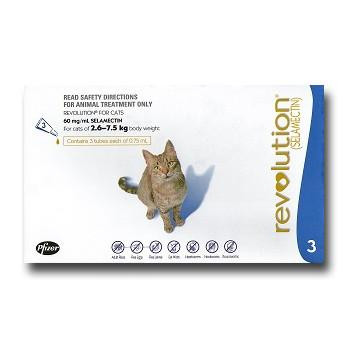 Revolution Cat Parasiticide