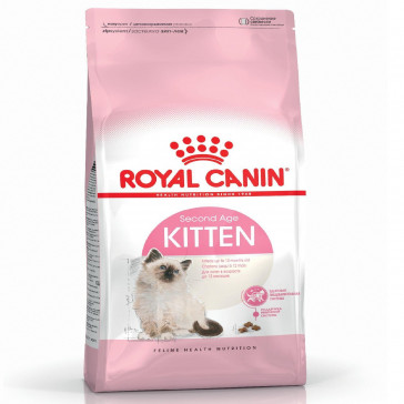 Royal Canin Growth Kitten Food