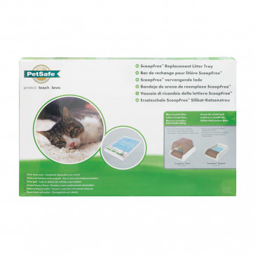PetSafe ScoopFree Replacement Blue Crystal Litter Tray