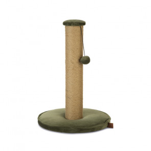 Designed By Lotte Yenna Cat Scratch Post - Green