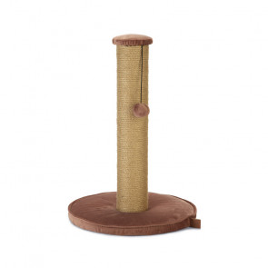 Designed By Lotte Yenna Cat Scratch Post - Pink