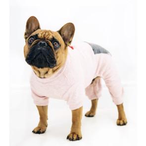 Dog's Life Pine Tree Dog Pyjamas - Pink