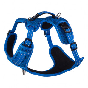 Rogz Utility Explore Harness Blue