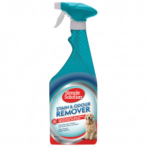 Simple Solution Dog Stain and Odour Remover -750ml