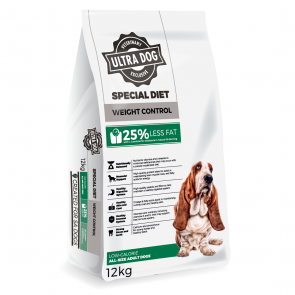 Ultra Dog Special Low Calorie Diet Dog Food