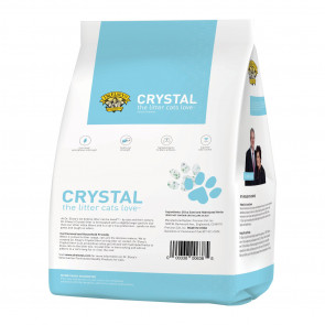 Dr. Elsey's Precious Cat Crystal Silica Unscented Non-Clumping Cat Litter - 3.6kg