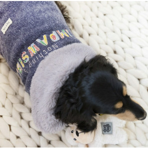 Dog's Life The Impawsible Dog Cape - Navy