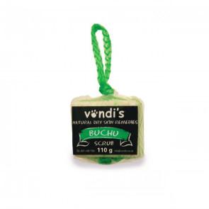 Vondis Buchu Anti-Bacterial Soap Scrub - 110g