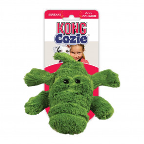 Kong Cozie Ali the Aligator Dog Toy