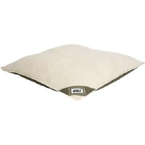 Rogz Lekka Flat Podz Dog Bed-Olive/Natural