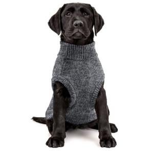 Rogz Wolf Skinz Dog Jersey - Grey