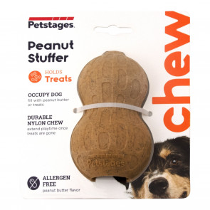 Petstages Peanut Stuffer Dog Toy