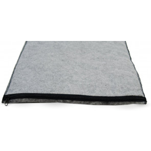 K&H Heated Amazin' Kitty Pad - Grey