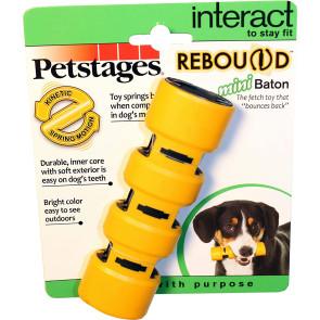 Petstages Rebound Baton Dog Toy
