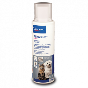 Virbac Allercalm Medicated Pet Shampoo - 250ml