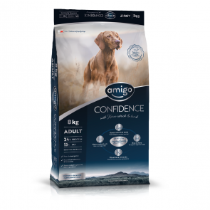 Amigo Confidence Large Adult Dog Food