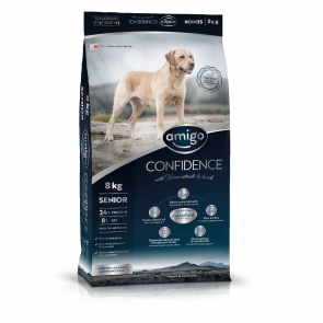 Amigo Confidence Small Senior Dog Food