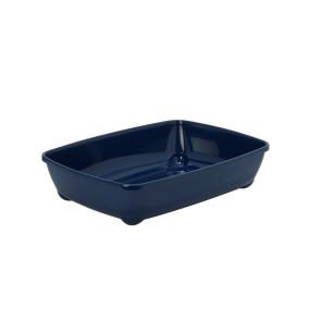 Moderna Arist-o-Tray Medium Cat Litter Tray - Navy
