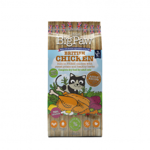 Little Big Paw Chicken Complete Adult Cat Food