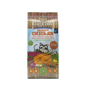 Little Big Paw Chicken Complete Kitten Food