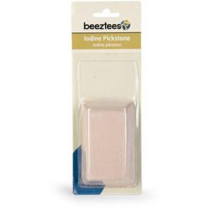 Beeztees Iodine Pick Stone - Rectangle