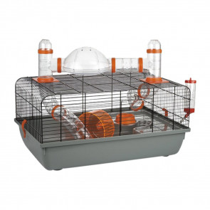 Beeztees Astro Rodent Cage - Grey