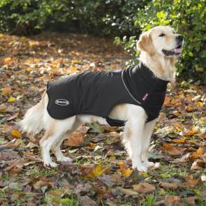 Scruffs Thermal Self-Heating Dog Coat - Black