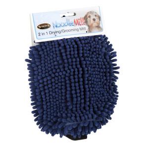 Scruffs Noodle Dry Microfiber Dog Drying Mitt