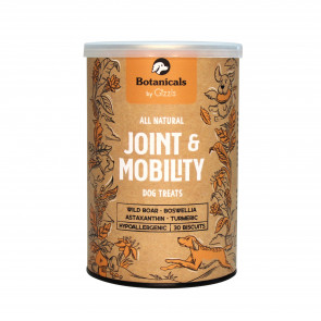 Gizzls Botanicals Joint & Mobility Dog Biscuits - 30 Biscuits