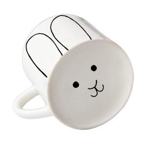 Sugar & Vice Handmade Ceramic Bunny Mug