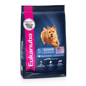 Eukanuba Senior Small Breed Dog Food