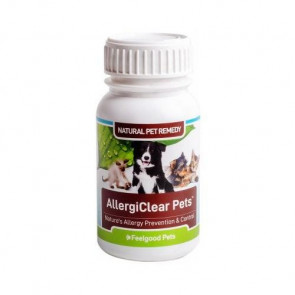 Feelgood Pets Natural AllergiClear for Pets