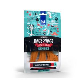 Montego Bags 'O Wags Bone Denties Dog Treat - Medium